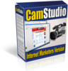 Thumbnail CAMSTUDIO Internet Marketers Version - With Resale Rights and Sales Page