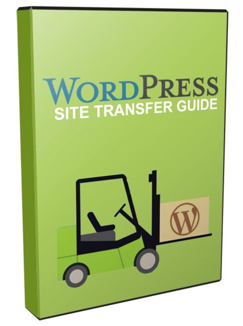 Product picture WordPress Site Transfer Guide - Video Course with PLR